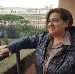 L'avvocato Innocenza Starace, del Foro di Foggia (image from facebook)