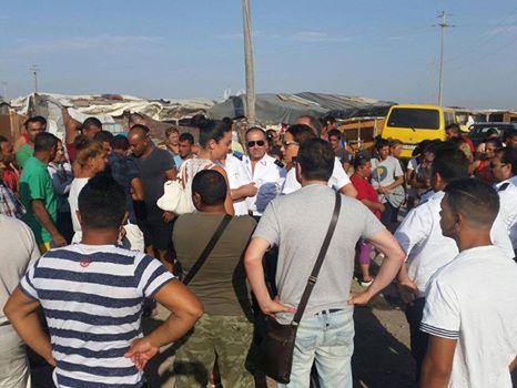 Ghetto dei Bulgari, il sindaco di Foggia, Franco Landella, replica al consigliere comunale Augusto Marasco A:
