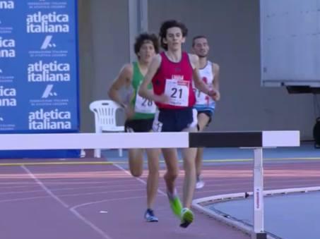 Si è conclusa nel miglior modo possibile l'avventura dei tre ragazzi della US Foggia Atletica Leggera ai Campionati Italiani Assoluti di Trieste
