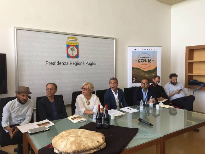 Capone Piemontese confza stampa Carpino