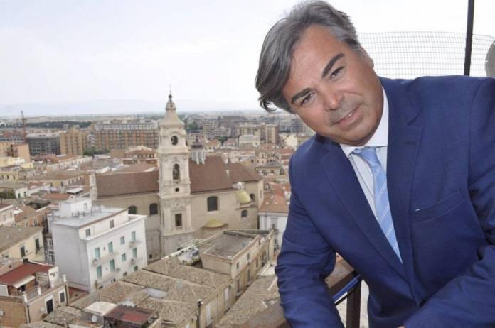 IL SINDACO DI FOGGIA FRANCO LANDELLA (FROM FACEBOOK)