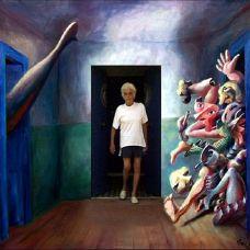 """Il cortometraggio è basatp sul sogno di infanzia di Lettl delle """"Le tre porte"""""""