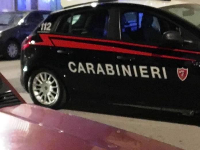 CARABINIERI, IMMAGINE D'ARCHIVIO