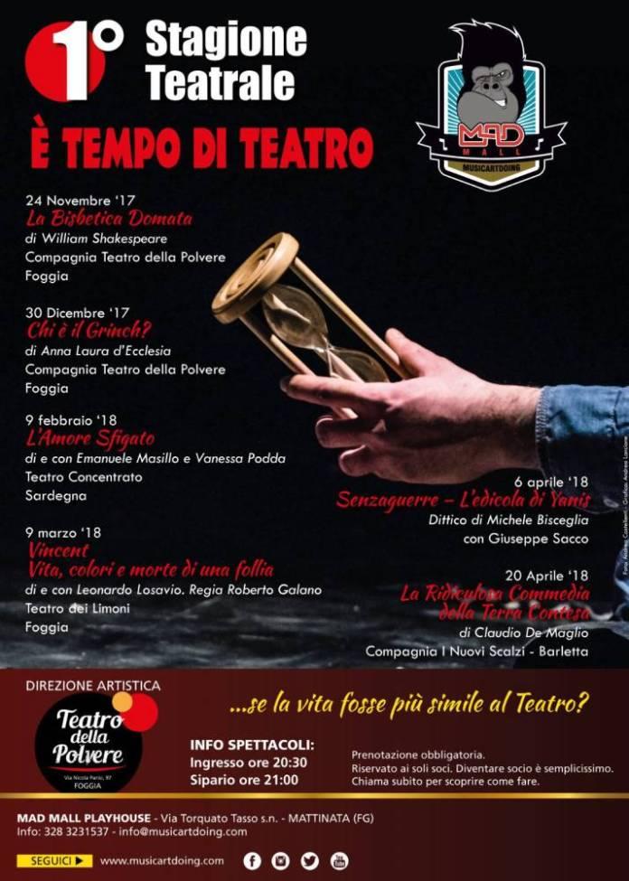 24 Teatro MAD Mattinata