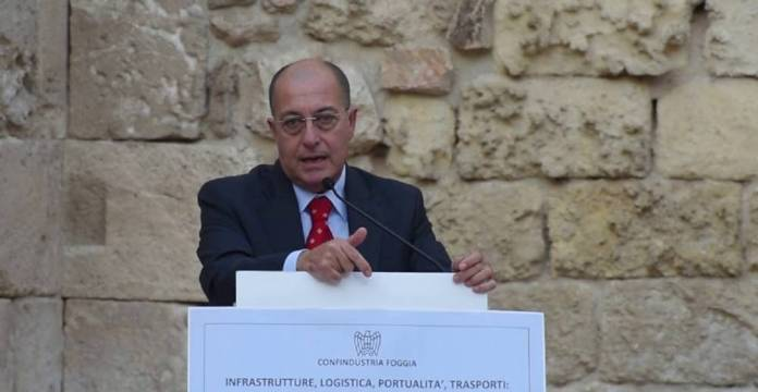 Dott. Armando de Girolamo, amministratore unico Lotras SrL