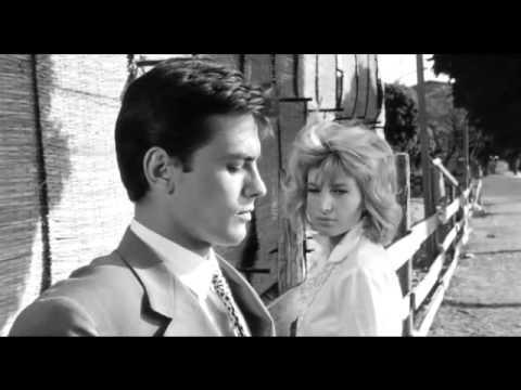 Monica Vitti & Alain Delon -