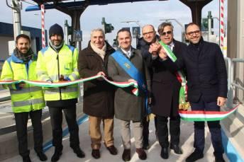 Inaugurazione casello Foggia Zona Industriale (PH ENZO MAIZZI)
