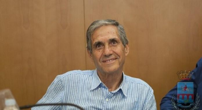 IL PROFESSORE ITALO MAGNO (FONTE IMAGE COMUNE DI MANFREDONIA)