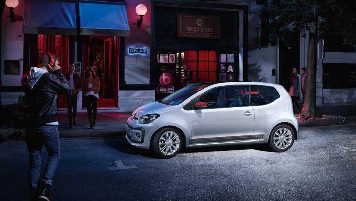 Volkswagen presenta la sua Nuova Up!