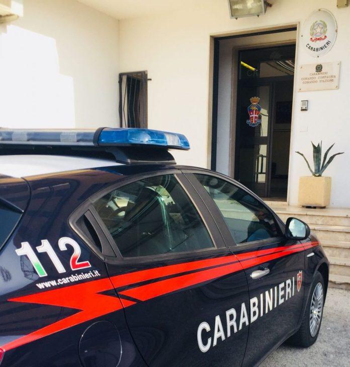 CARABINIERI COMANDO COMPAGNIA DI MANFREDONIA (PH SQ)