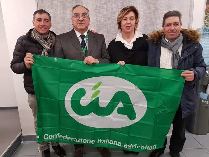 da sin Andrea Iaffaldano, Michele Ferrandino, Silvana Roberto e Leonardo Santucci