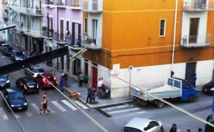 Via Gargano, Manfredonia (immagine d'archivio non riferita al testo)