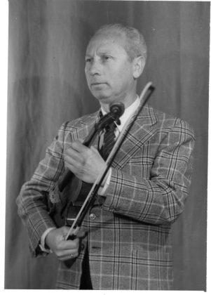 Il M° Violinista Giuseppe Prencipe