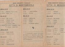 Programma Festa nel 1948