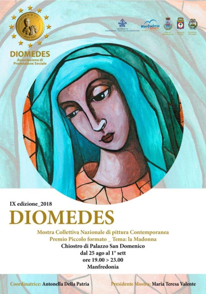manifesto mostra diomedes