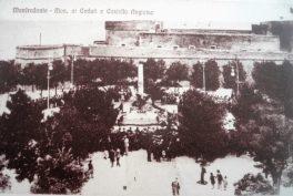 2 maggio 1926-Inaugurazione monumenti al caduti in zona villa comunale