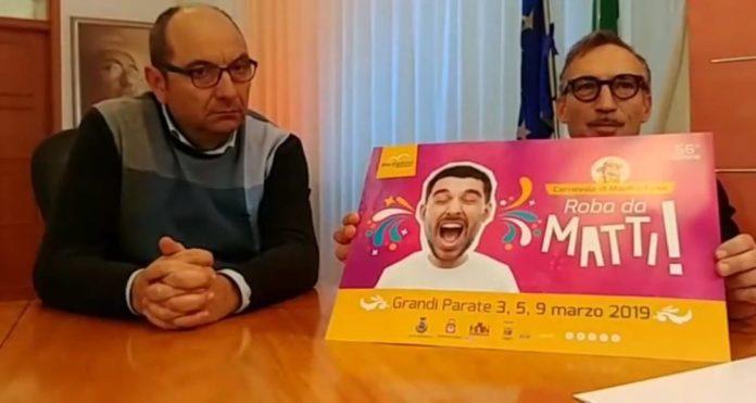 Carnevale Manfredonia 2019_conferenza stampa