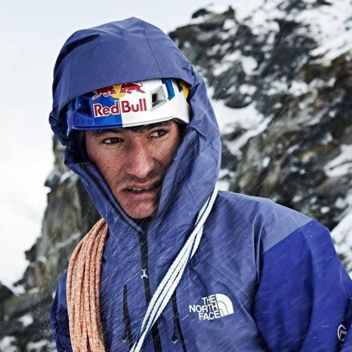 L'alpinista austriaco David Lama (ph ANSA)