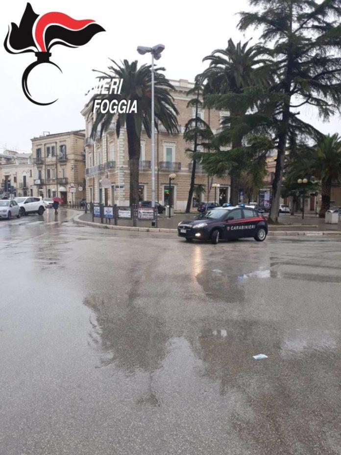 immagine in allegato - Foggia, 25 aprile 2019