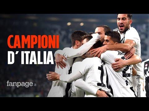 I record della Juventus Campione d'Italia 2018/19I record della Juventus Campione d'Italia 2018/19