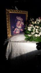 16 luglio 2019- Altarino dedicato alla Madonna del Carmine lungo il percoso processionale