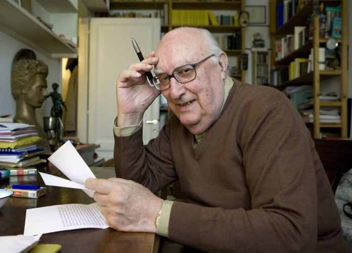 Andrea Camilleri biografia | Carriera | Montalbano | Figli ... TPI