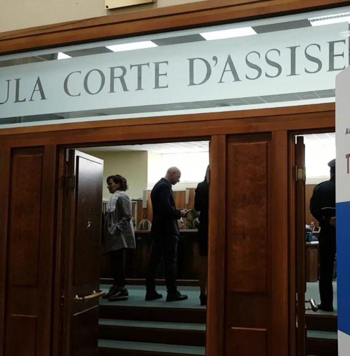TRIBUNALE - CORTE D'ASSISE D'APPELLO A FOGGIA (PH ENZO MAIZZI)
