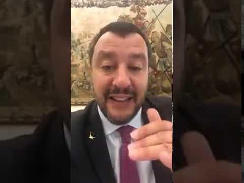 Salvini. Al lavoro per il bene e la sicurezza degli Italiani