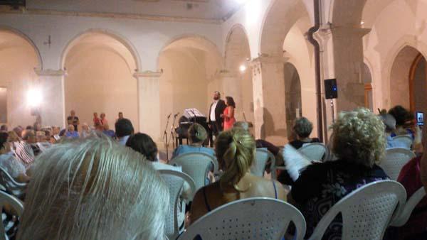 Video Clip- 7.8.2019-Manfredonia - Concerto - Sulle ali della lirica-