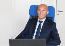 Il presidente della Lega Navale di Manfredonia, dott. Luigi Olivieri