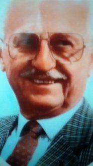 Il rag. Tonino Murgo-Brillante pubblic man e animatore di iniziative promozionali-1° Presidente Carnevale Dauno nel 1956