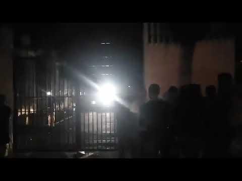 Manfredonia. Caos al cimitero per la Samara Challenge, interviene PS (VIDEO)