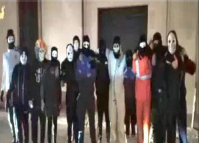 Pestato a morte:in video raid stile Arancia Meccanica (FONTE IMAGE ANSA PUGLIA)