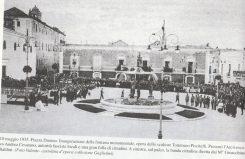 10 maggio 1935-Piazza Duomo- Inaugurazione fontana Pisciltelli