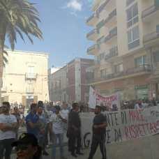 PROTESTA PESCATORI MANFREDONIA 11102019 (2)