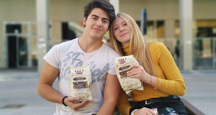Andrea e Valentina de La Cucina del Fuorisede e Foodlink pensano già al prossimo anno. Progetti per il futuro? La Social Dinner a Milano a marzo 2020.