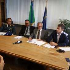 """""""Concussione"""", arrestati Angelo e Napoleone Cera. Indagato Emiliano - ph enzo maizzi"""