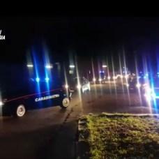 OPERAZIONE NEVE DI MARZO, PH ENZO MAIZZI (FOGGIA, 24.10.2019)