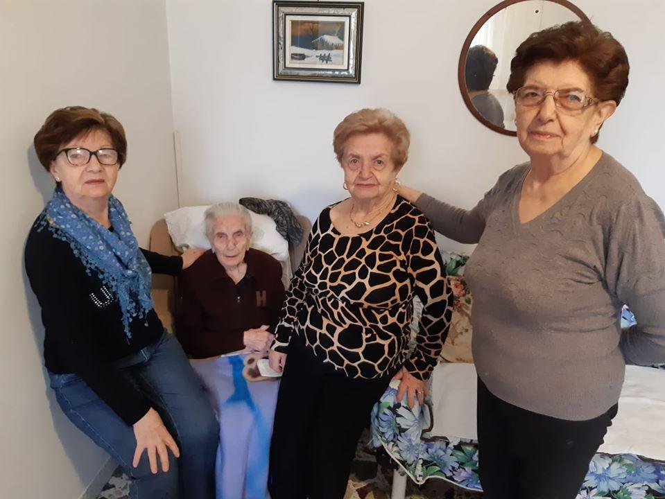 I primi 106 anni di Maria, la nonna di Manfredonia - StatoQuotidiano.it