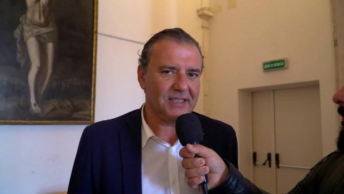 L'AVVOCATO PAOLO CAMPO, CONSIGLIERE REGIONALE DEL PARTITO DEMOCRATICO (SQ)
