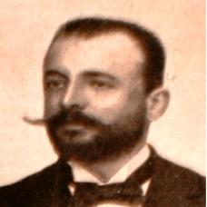 Ritratto fotografico raffigurante il deputato del Regno Eugenio Maresca (fonte: ebay)