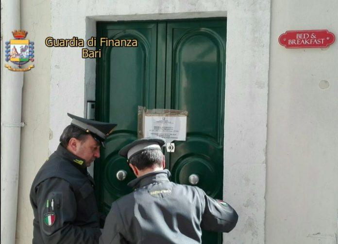 SEQUESTRO B&B IN PUGLIA (ARCHIVIO, NON RIFERITO AL TESTO: FONTE IMAGE NOINOTIZIE)