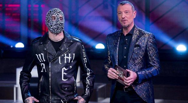 FONTE image Il Messaggero - Sanremo 2020, tutti contro Junior Cally: «No al Festival»