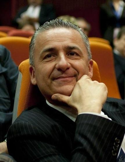 L'avvocato Giandiego Gatta, Vice Presidente del Consiglio regionale pugliese, attuale consigliere regionale di Forza Italia