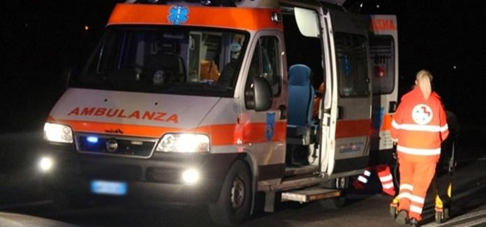 Ambulanza, soccorsi. Archivio. Fonte image La Martesana