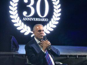 DAMIANO GELSOMINO, attualer presidente della Camera di Commercio di Foggia (immagine in allegato)