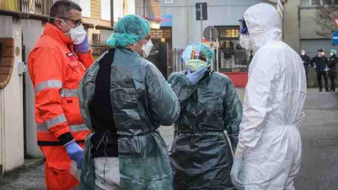 Nuovo coronavirus Covid 19: alle ore 12.00 del 25 febbraio 2020 sono 283 le persone contagiate dal nuovo coronavirus Sars-CoV-2 in Italia