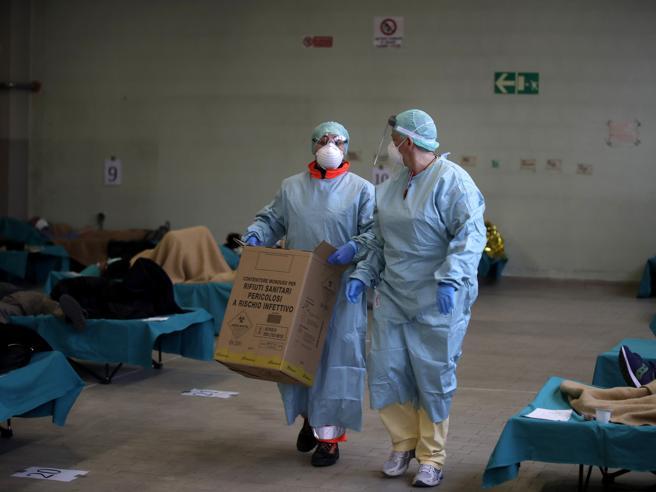 fonte image Corriere Milano - Coronavirus