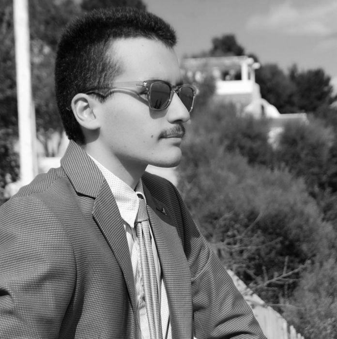 ANTONIO TROIANO, 19 ANNI, MATTINATA (28.04.2020, FACEBOOK)