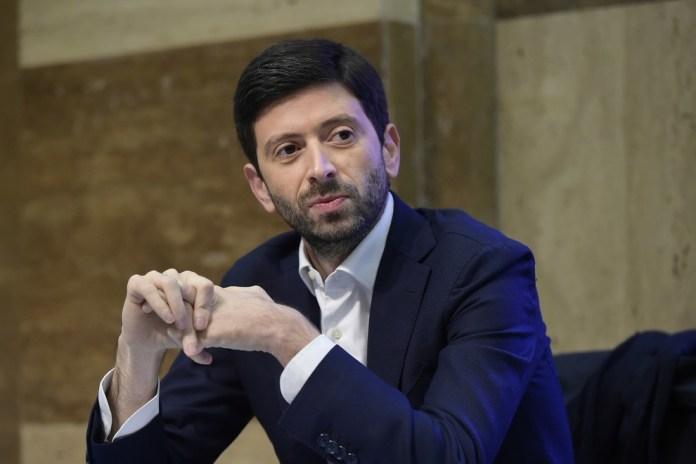 IL MINISTRO ROBERTO SPERANZA (FONTE IMAGE LEGGO.IT)